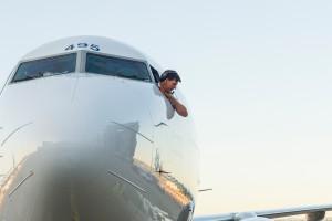 Alaska Airline Pilot